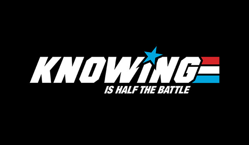 knowing is half the battle ability ministry