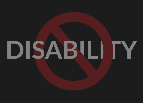 Is Disability A Dirty Word?