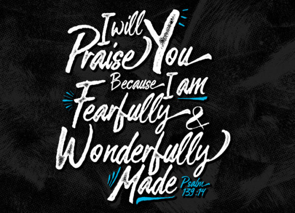 Fearfully Made – Free Wallpaper
