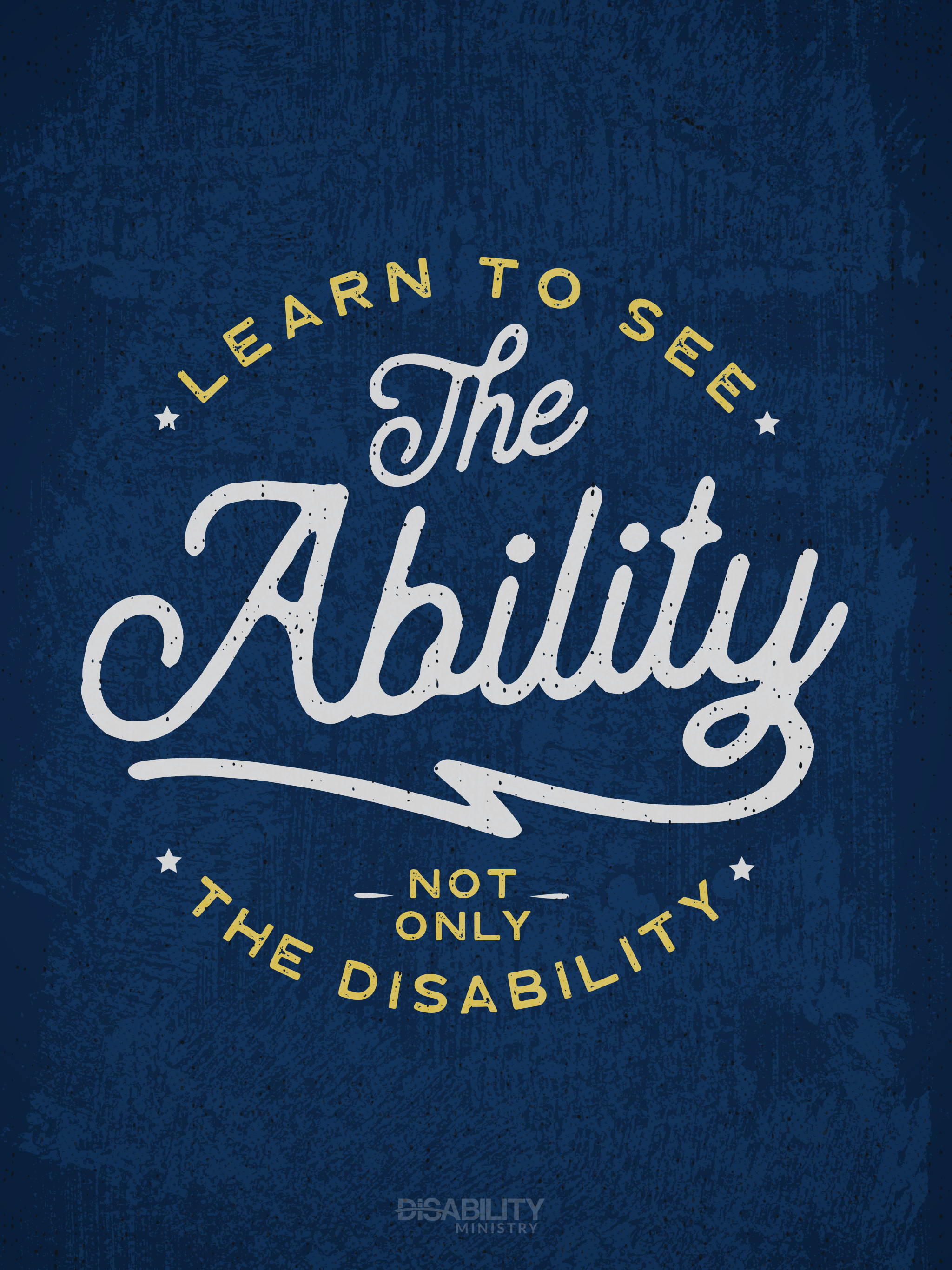 Learn to See the Ability