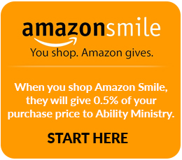 Ability Ministry Amazon Smile