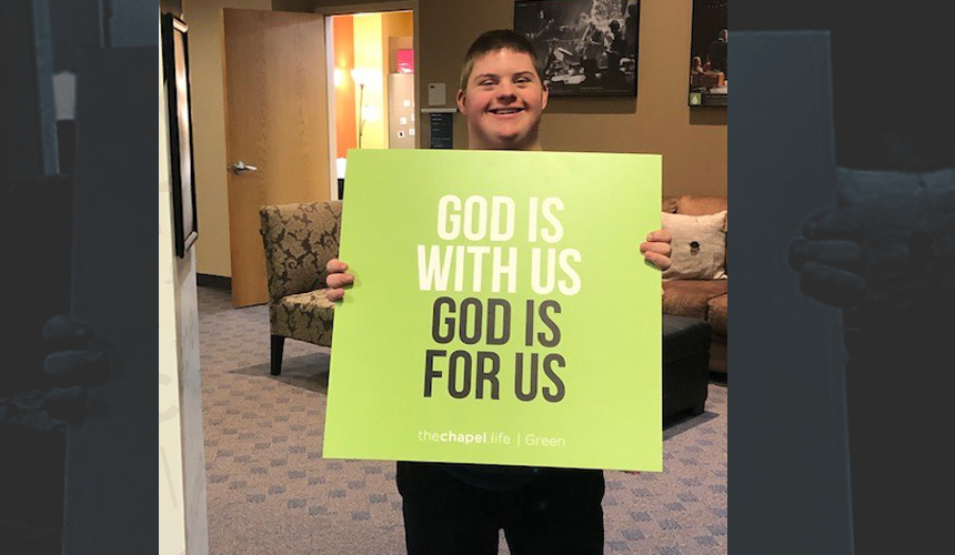 God is with Us, God is for Us