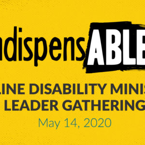 IndispensABLE Leader Gathering – May 14, 2020
