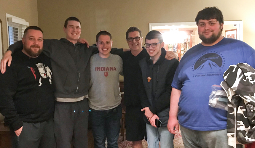 Thoughts on Inclusion from Guy's Night