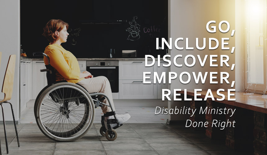 Disability Ministry Done Right