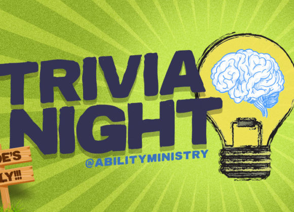 Trivia Night: Getting Men Involved in Disability Ministry