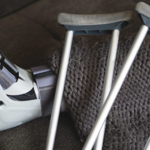 How a Broken Foot Helped Me Rethink Accessibility in the Church